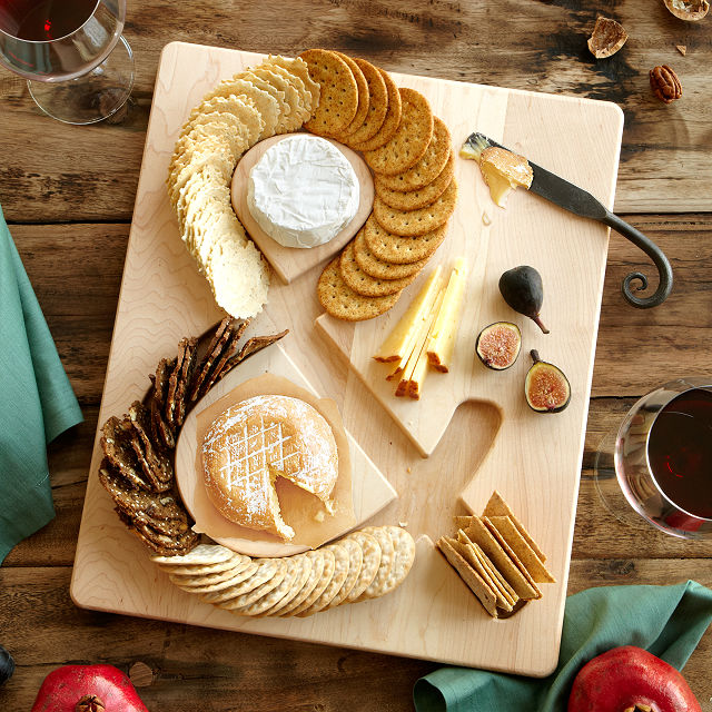 Cheese & Crackers Serving Board 2