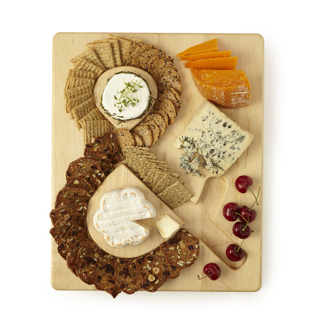 Cheese & Crackers Serving Board 3