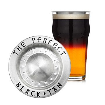 Beer Gifts for Him - Black & Tan Layering Tool