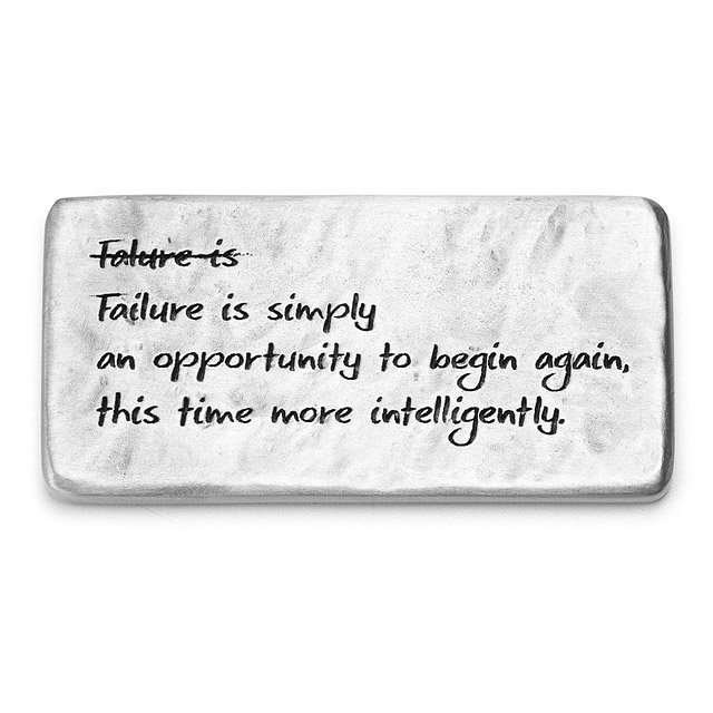 Opportunity paperweight