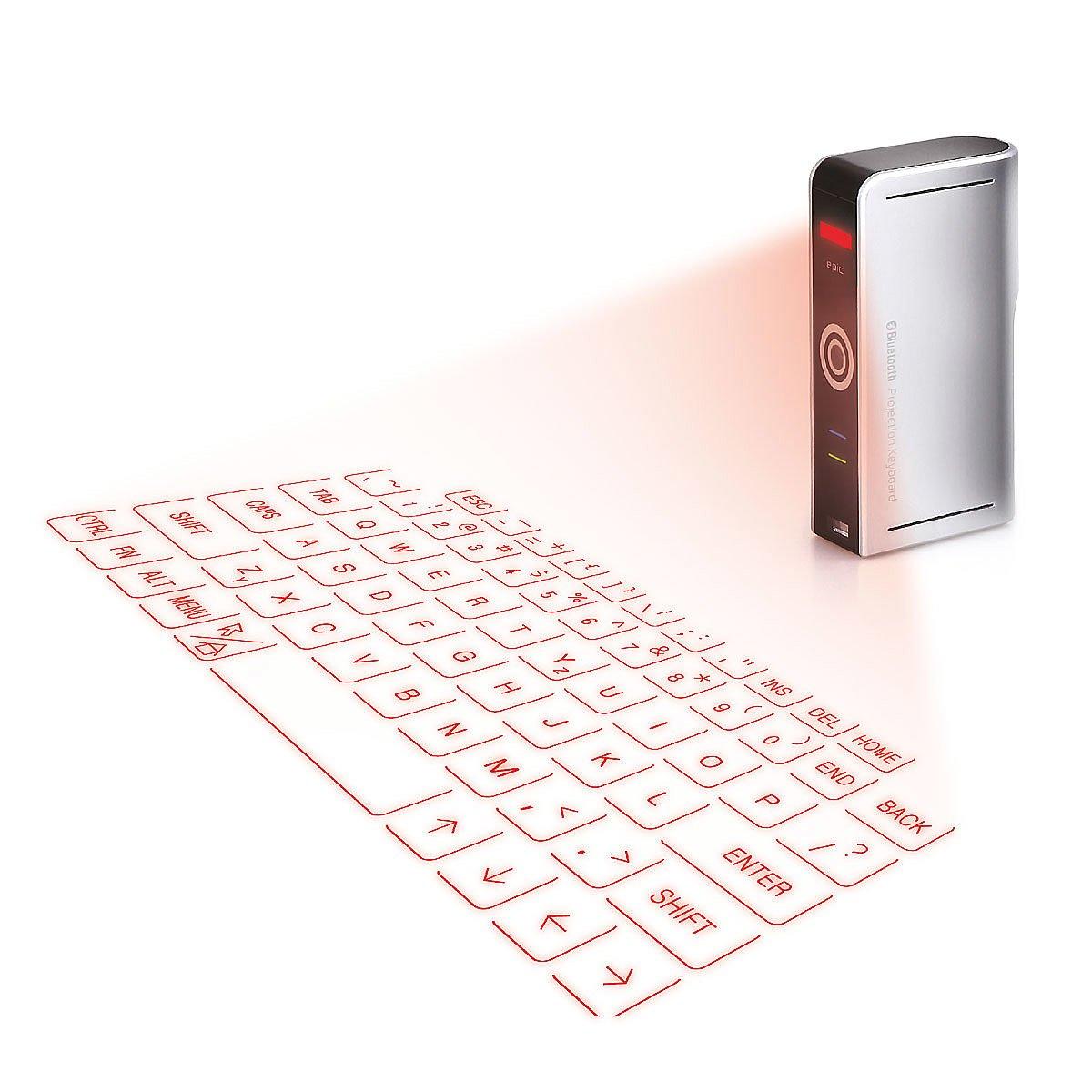 Laser Projection Keyboard | Bluetooth, iPad, tablet, Celluon, virtual keyboard