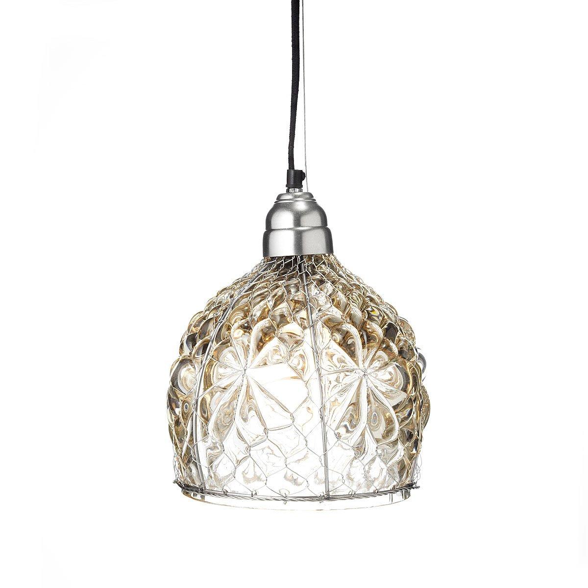 Bubble Glass Amp Wire Pendant Lamp Pendant Lamp Handmade
