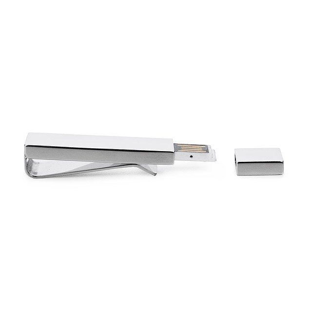 Stainless Steel 8GB USB Money Clip 2