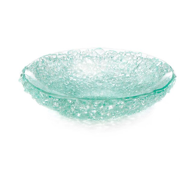 Glacial Glass Bowl 2