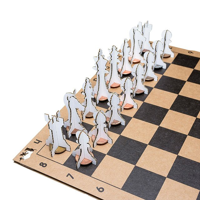 Penny Chess Set 3