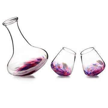 Spinning Glasses and Carafe