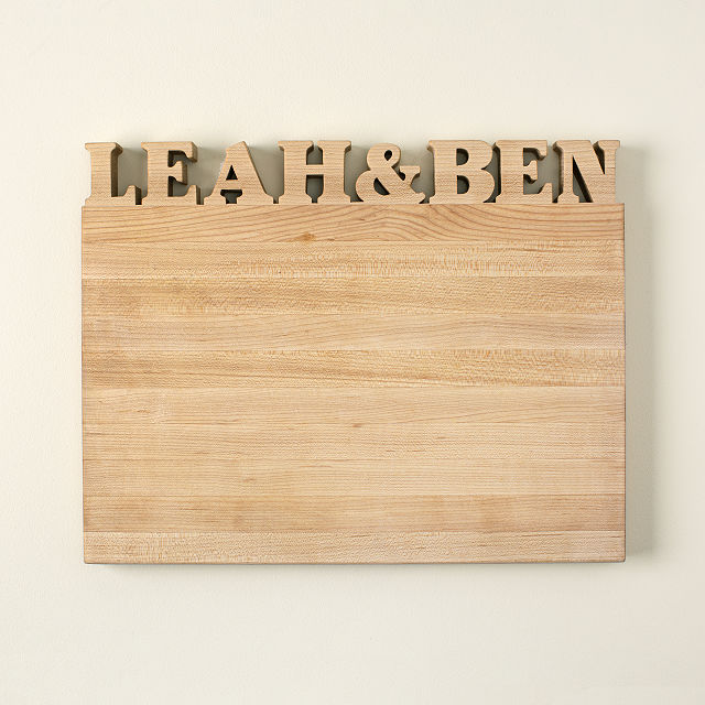 Personalized Cutting Board 4