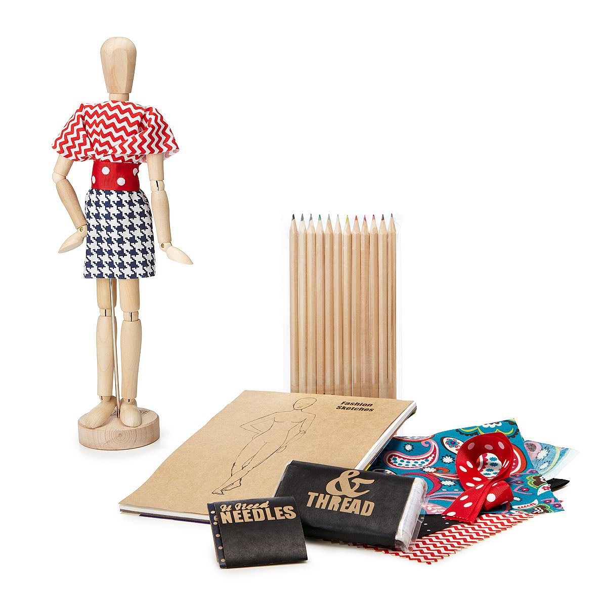 Klutz fashion design kit 13