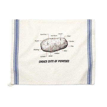 Choice Cuts of Potato Towel