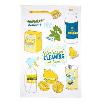 Natural Cleaning Towel