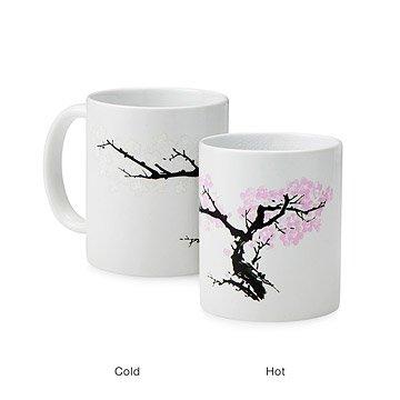 Cherry Blossom Morph Mug