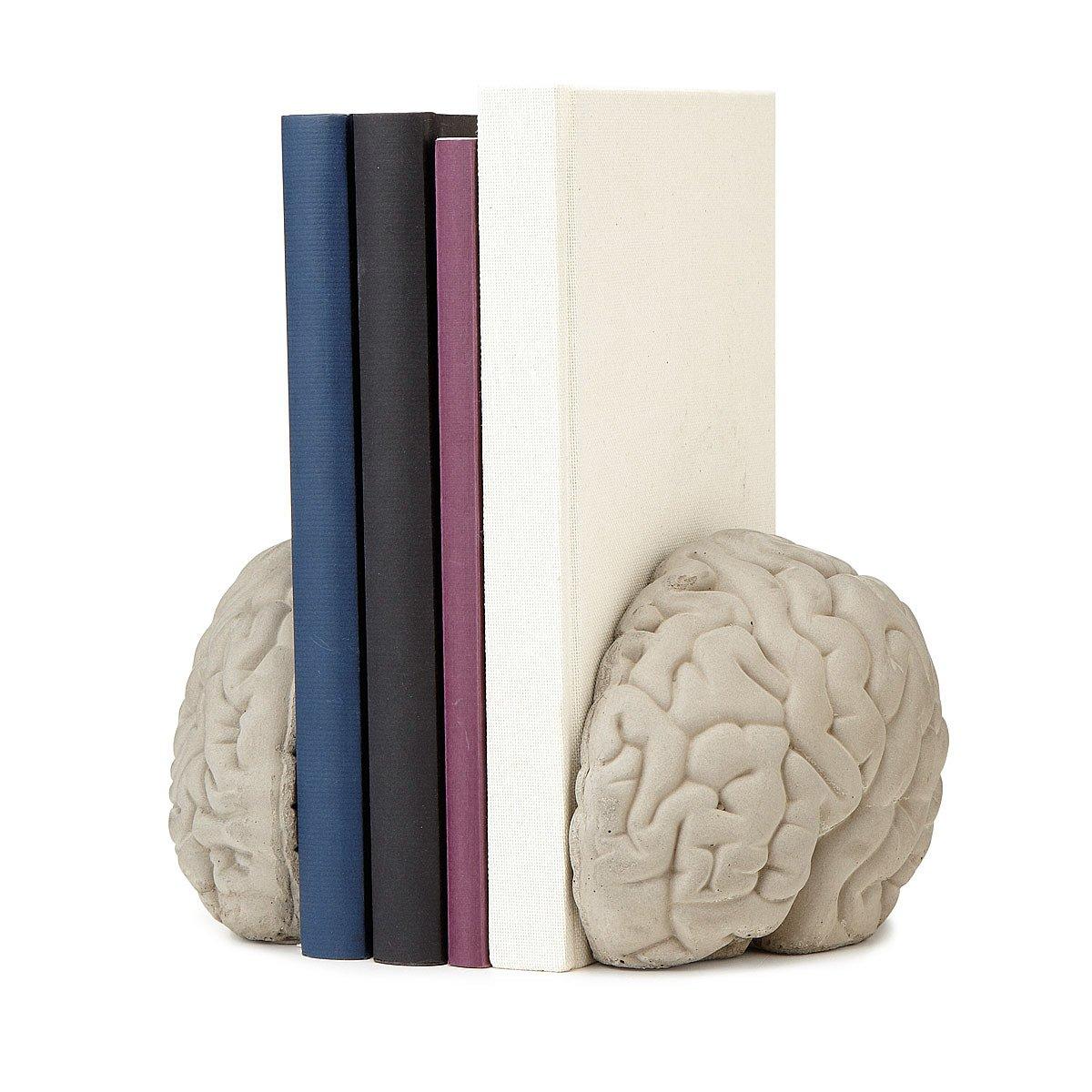 Left Brain, Right Brain Bookends