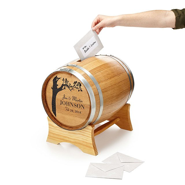 Wedding Wish Barrel