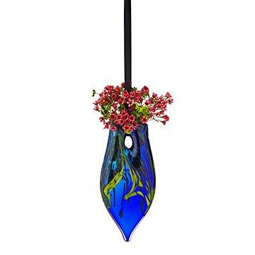 Hanging Heart Vase
