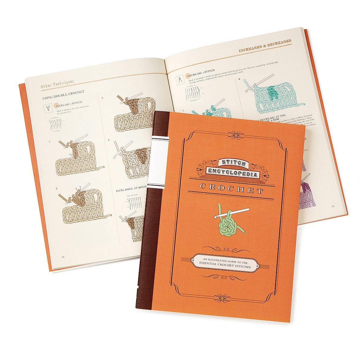 Crochet Stitches Encyclopedia : Crochet Stitch Encyclopedia crochet how to, craft guide ...