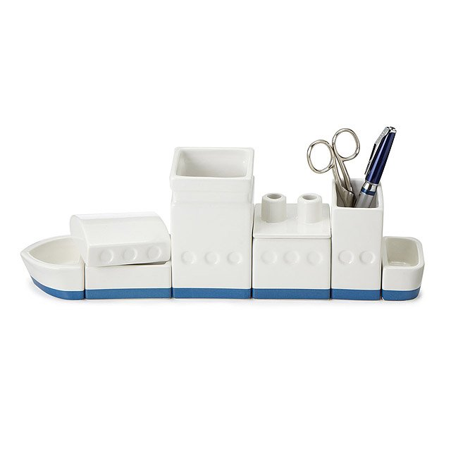 Ship Desktop Organizer