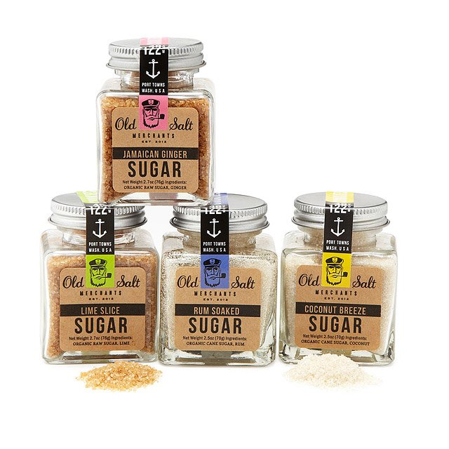Gourmet Island Sugar Set