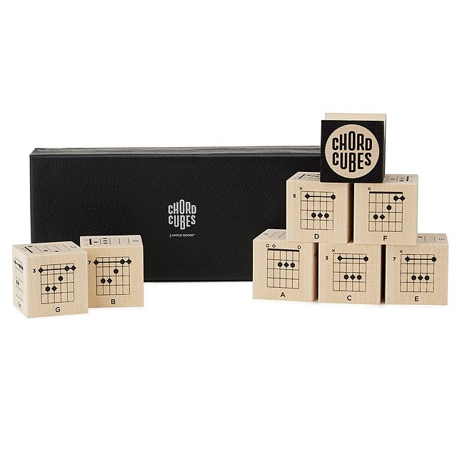 Guitar Chord Blocks
