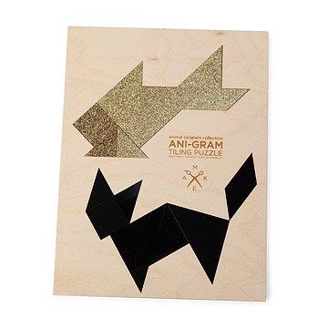 Animal Tangram Puzzle