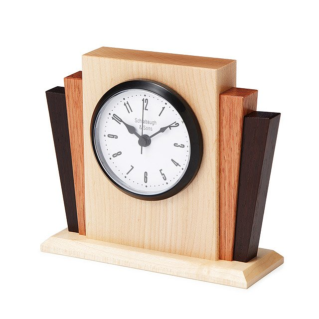 Deco Desktop Clock