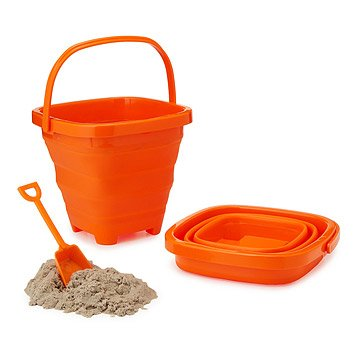 Collapsible Beach Pail