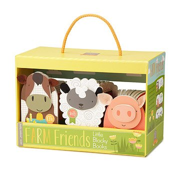 Farm Friends Book Set