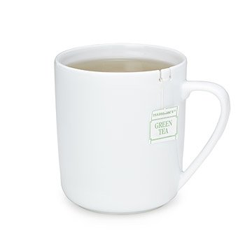 Tea Bag Holding Mug