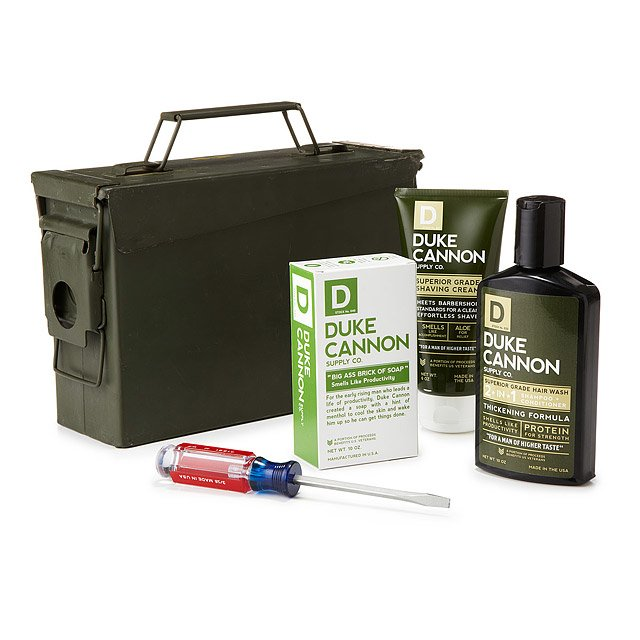 Men's Military Field Grooming Set