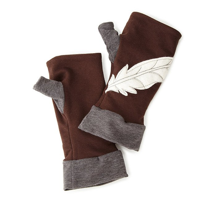 Eco Feather Handwarmers