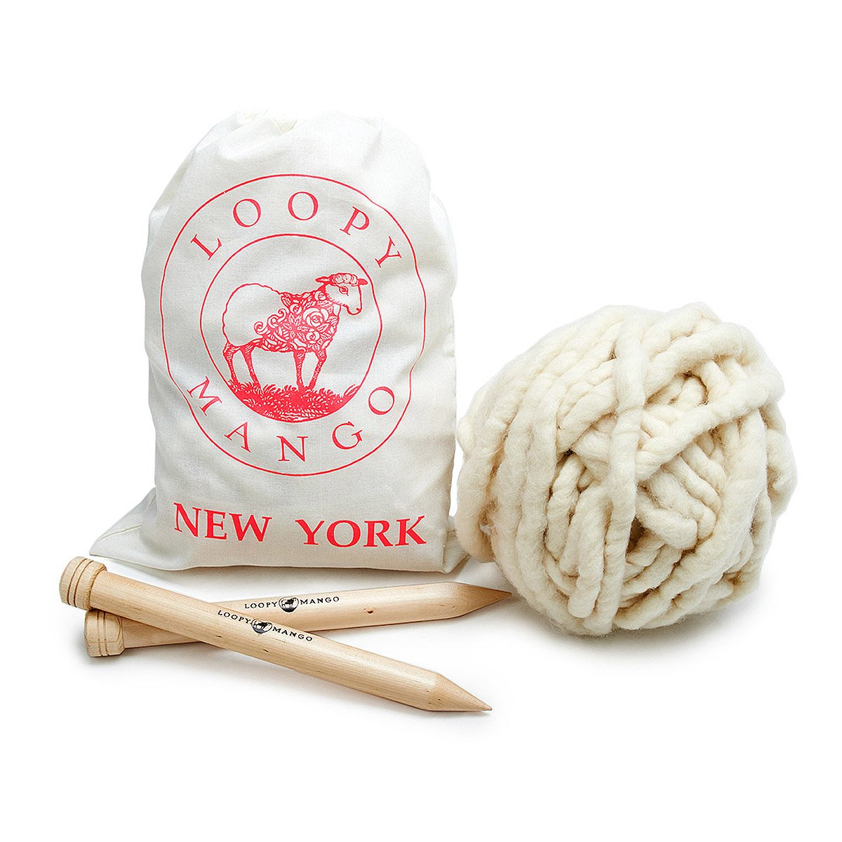 Eternity Scarf Knit Kit
