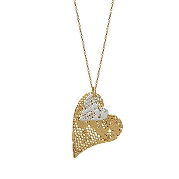 My Heart Within Yours Necklace