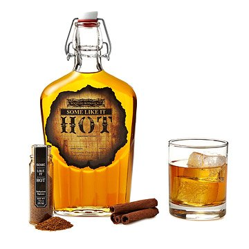 Spicy Cinnamon Whiskey Infusion Kit