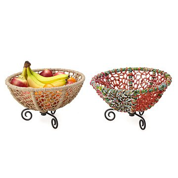 Jute Fruit Basket