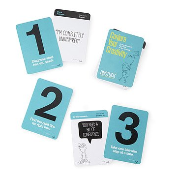 Conjure Your Creativity Tip Cards