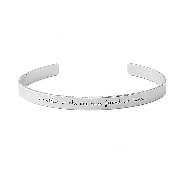One True Friend Cuff Bracelet