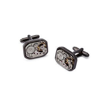 Clockwork Cufflinks