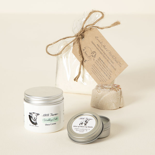 Farm Fresh Spa Experience Tin