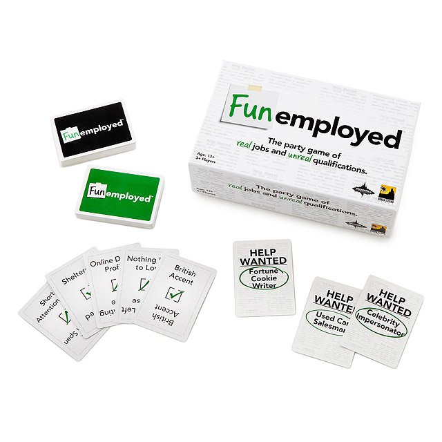 Funemployed Card Game