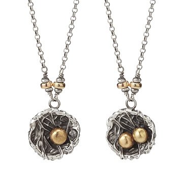 Nest Family Necklace
