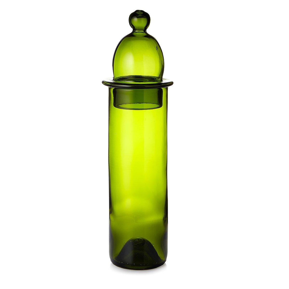 Recycled Wine Bottle Carafe | upcycled | UncommonGoods