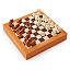 Carved Tagua Chess Set 2 thumbnail