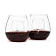 Stemless Fountain Aerating Wine Glass Set 2 thumbnail