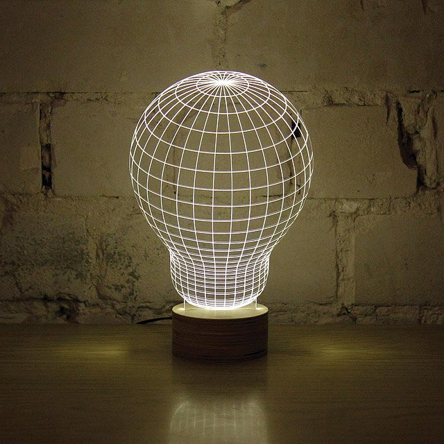 Lightbulb LED Lamp