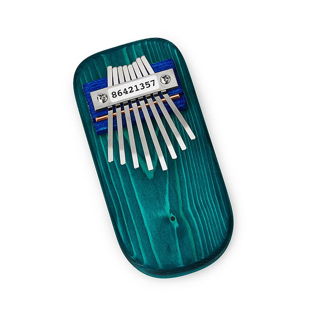 Emerald Thumb Piano