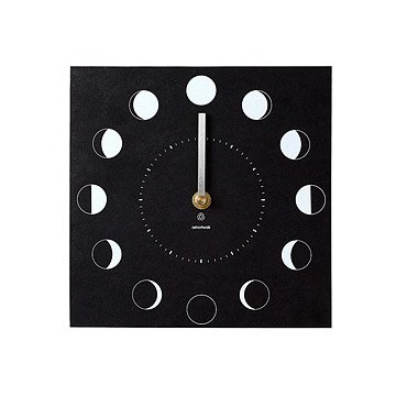 Eco Moon Phase Clock