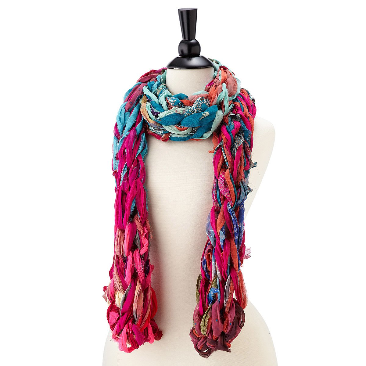 DIY Arm Knit Scarf Kit | knit with arms | UncommonGoods