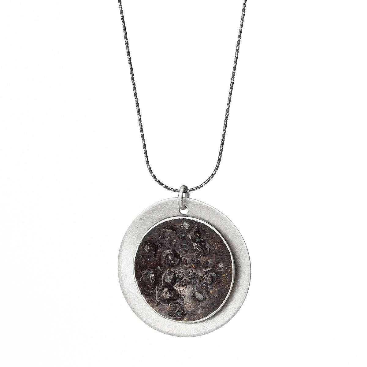 Meteor Showers Meteorite Necklace