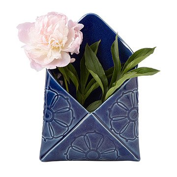 Envelope Wall Vase
