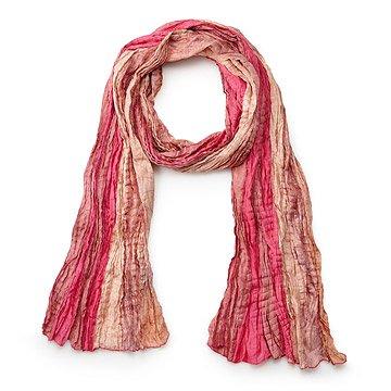 Vintage Silk Sari Scarf