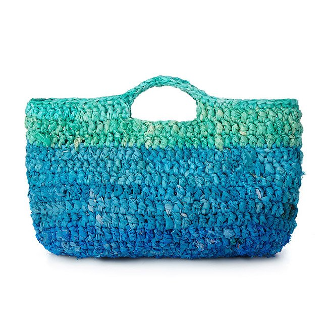 DIY Crochet Market Basket